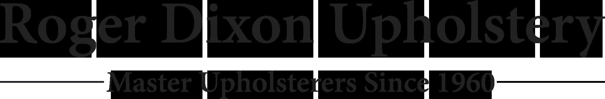 Roger Dixon Upholstery